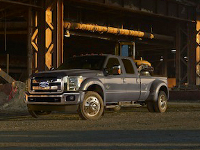 Ford Super Duty Gets Refreshed, Power Stroke and King Ranch Upgraded
