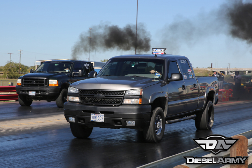 Event Coverage Of The NADM Texas Diesel Fall Nationals