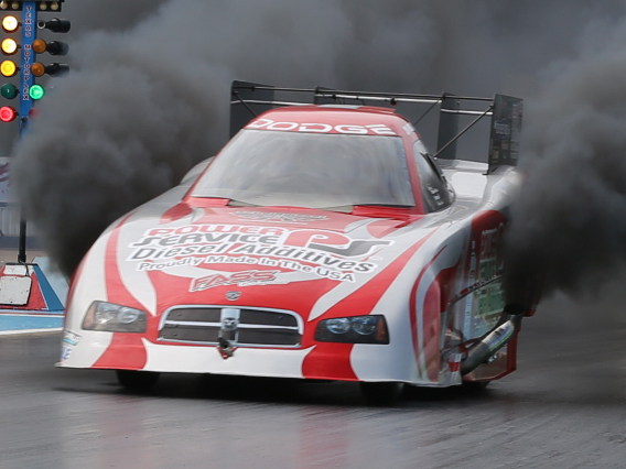 Lessons Learned: John Robinson - Power Services Diesel Funny Car