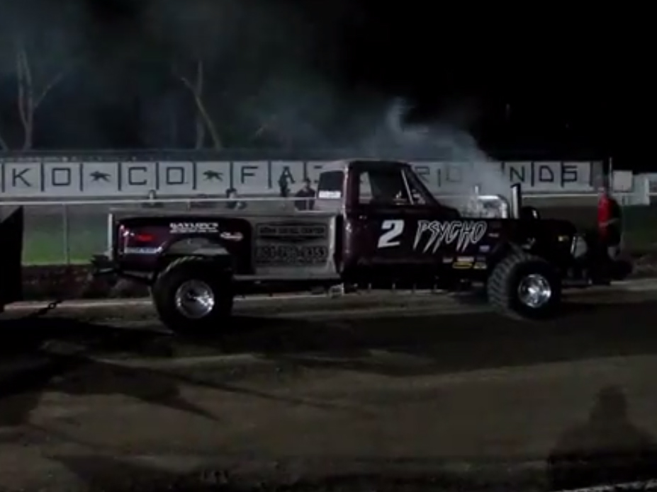 Video: Quad Turbo 8V92 Detroit Diesel Showing Its' Muscle