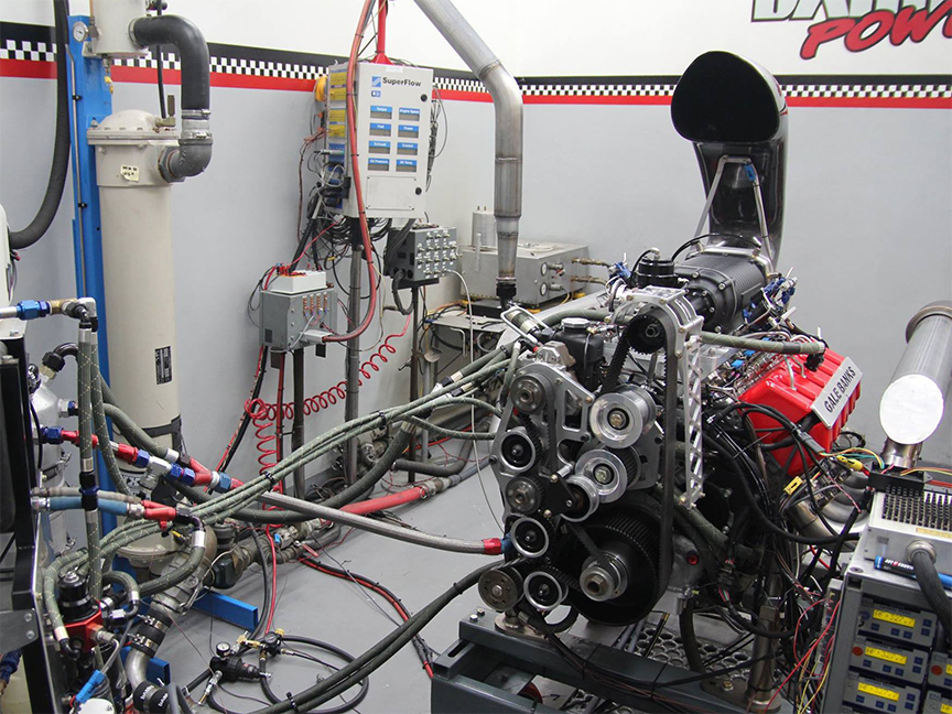 Video: Water Injection In Action; Spraying Into A Supercharged 427CI