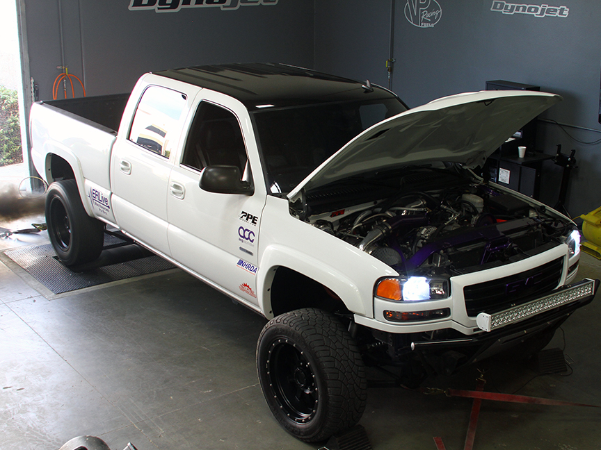 Letting The Coal Roll As We Hold Our 6.6L Chevy Duramax Dyno Day