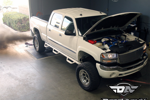 Video: This Inspired 2005 GMC 2500 HD Build-Up Is A Home Run