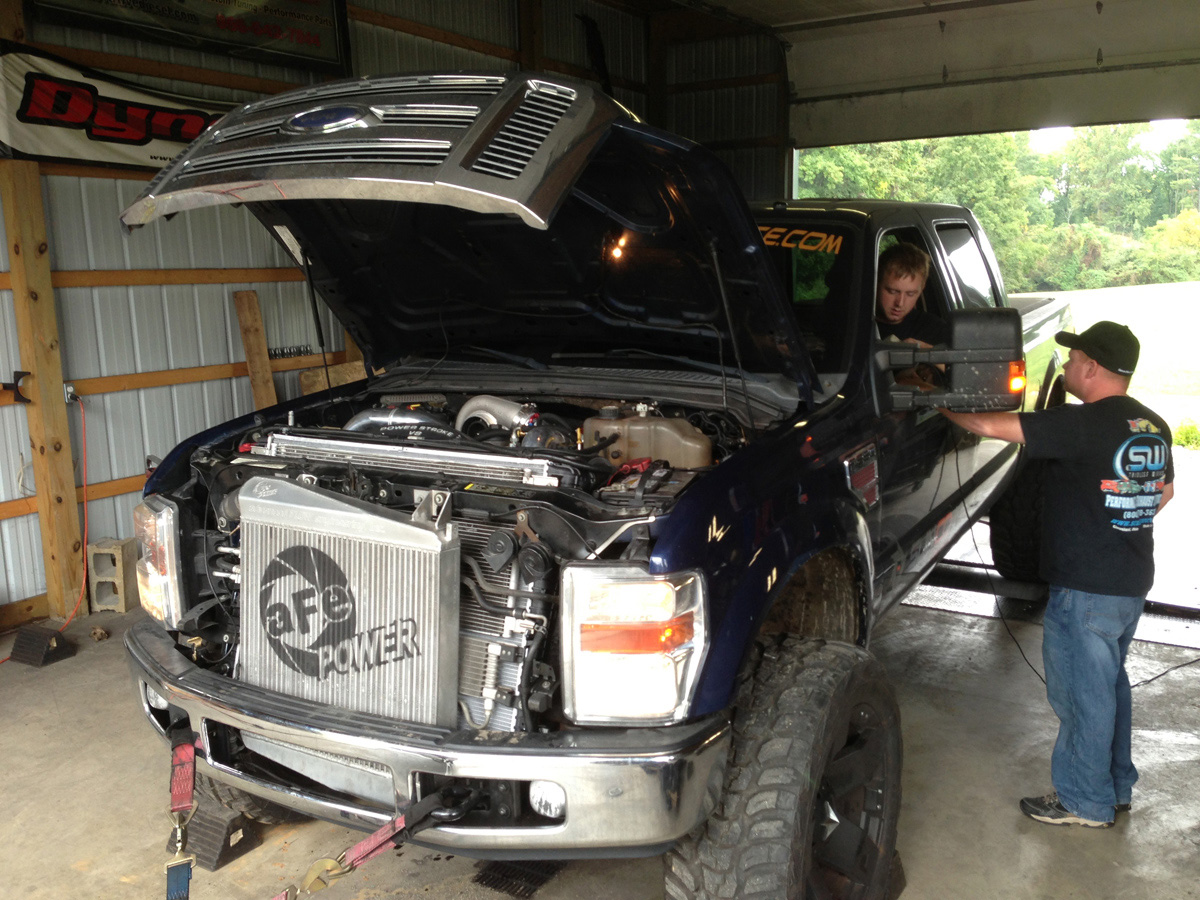 Lessons Learned: Eric Eldreth Owner And Tuner At Innovative Diesel