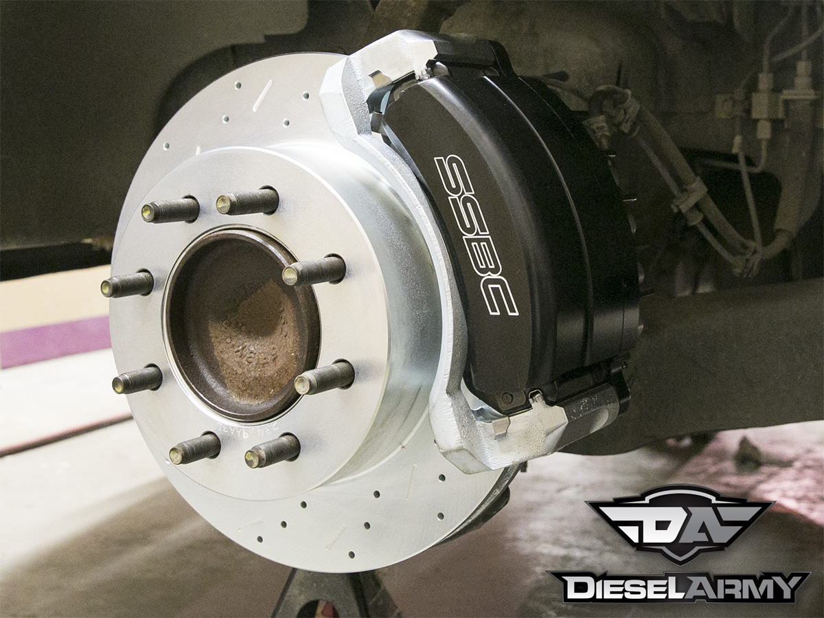 Project MCLB: Stops Short With The Help Of SSBC Brakes On Our Ram