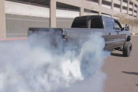 Video: Ballers Doing Burnouts - You Better Check Yourself