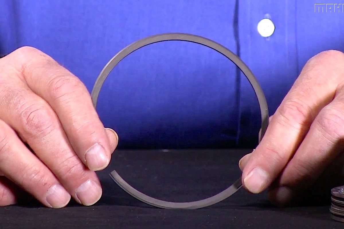 Video Series: Mahle Aftermarket Covers Piston Ring Basics