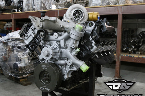 Engine Build: Creating A Wolf In Sheep's Clothing