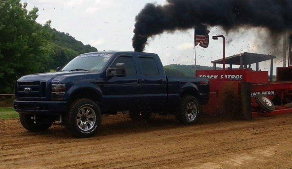 Memorial Pull For Preston Nelson (Southwest Wisconsin Pullers)