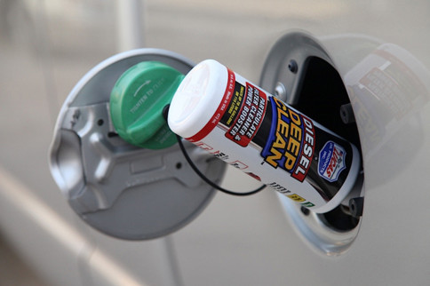 Lucas Oil Offers a Bottle Fix For Your DPF