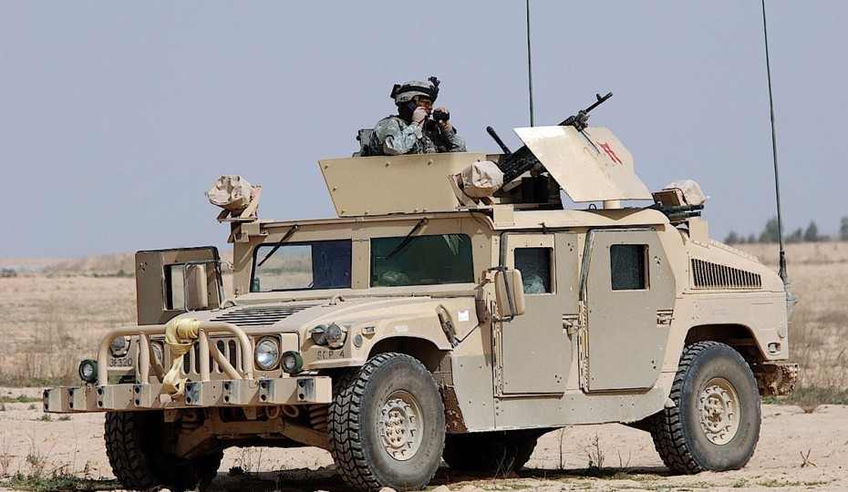 Diesel On The Ground - A Look At NATO Fuels And Vehicles