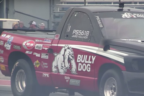Video: Bully Dog Racing - World Record Run