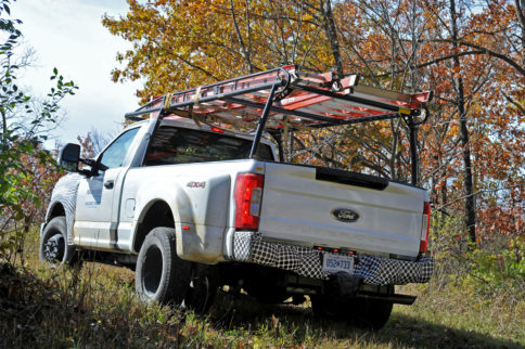 Video: Ford Evaluates Super Duty For Aftermarket Add-Ons