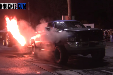 Video: Somewhere In America, Diesels Can Still Be Diesels