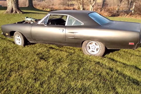 Video: Plymouth Road Runner Gets An Unlikely Heart Transplant