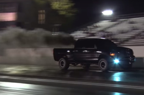 Video: Power And Torque To Spare On This Cummins Pickup!