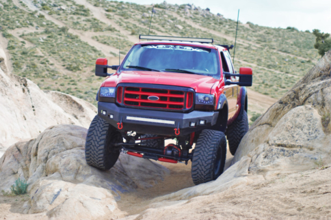 Clifford: The Big Red Beast F-350