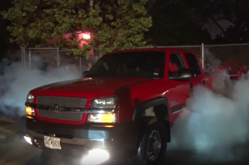 Video: A Duramax That Just Ain't Care