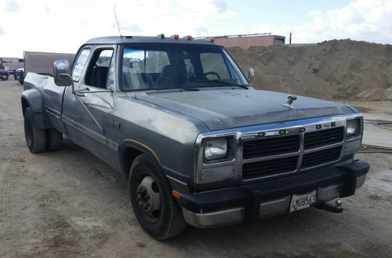 Buyer's Guide: First-Gen Cummins, 1989-93