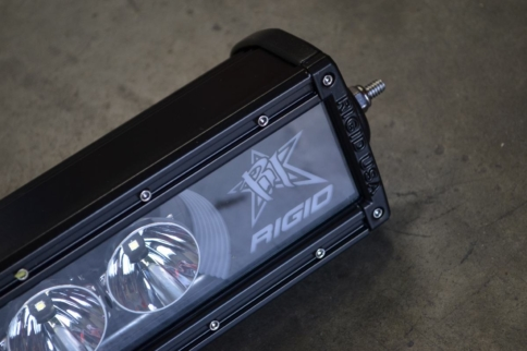 Radiating Light: Installing A Rigid Industries Radiance LED Light