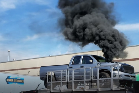 Video: Dodge Ram Cranking Out More Than 2,500 Horsepower