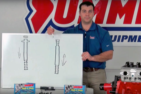 Video: Securing Your Cylinder Head With Summit Racing and ARP