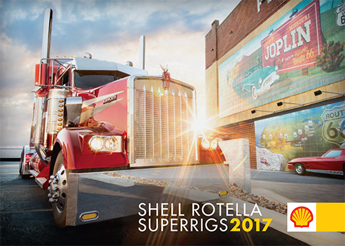 The 35th Annual Shell Rotella SuperRigs Show