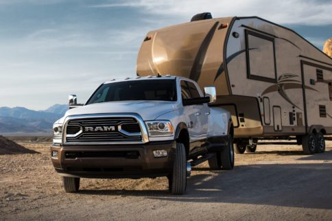 The Most Powerful Pickup: 2018 Ram 3500 HD Record Breaking Torque