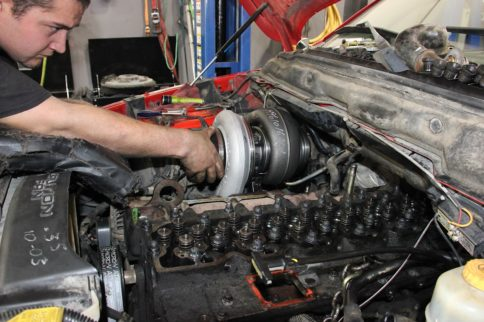 Compound Turbo Time: Installing Pusher Intakes' Compound Turbo Kit