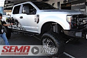 SEMA 2017: A HUBB Filter Equipped Masterpiece From Hanro Studios