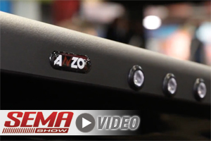SEMA 2017: Accessory Lighting Options From AnzoUSA