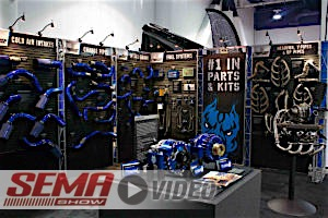 SEMA 2017: Sinister Brings Out New Toys For Diesel Engines