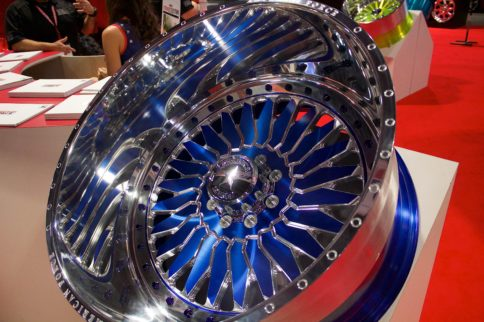 SEMA 2017: Wheels And Tires From The SEMA Show