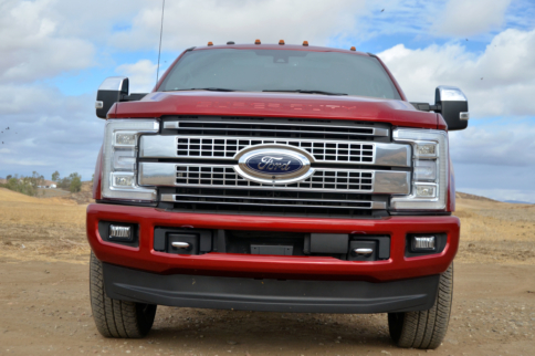 Truck Review: 2017 Ford F-250 Super Duty