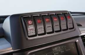 AEV Releases Auxiliary Switch Pod for 2009+ Ram Trucks