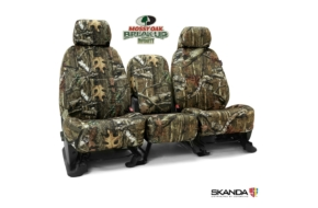Coverking Releases Mossy Oak Camo Designs To Its Seat Cover Line