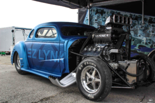 Spotted In The Show: Critical Mass Motorsports 1937 Chevy Coupe