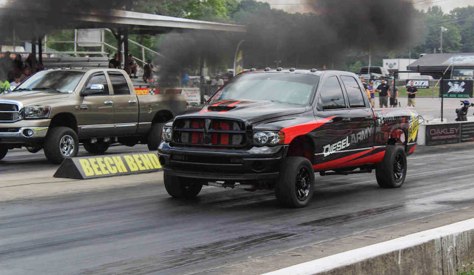 Project DeadSpool Victorious In First Drag Racing Event